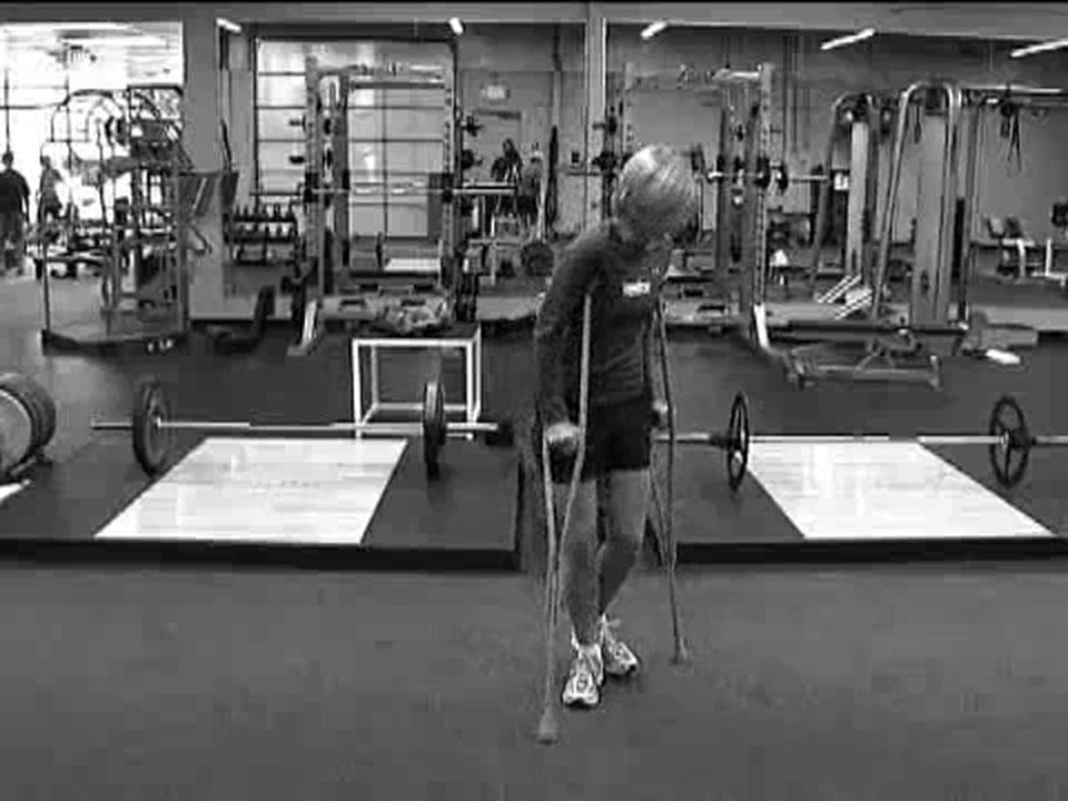 S/P Knee Dislocation Reconstruction LCL