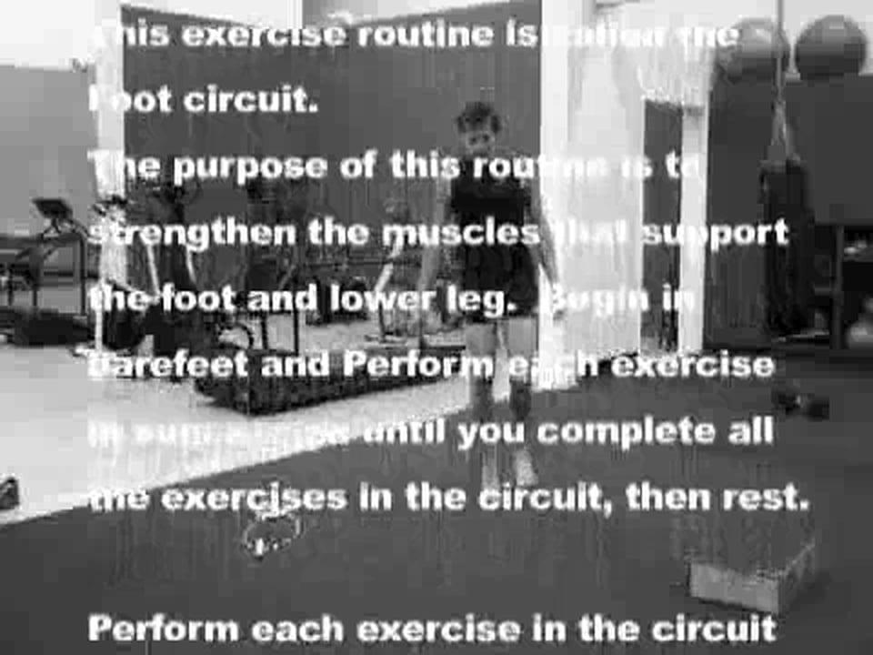 Foot Circuit